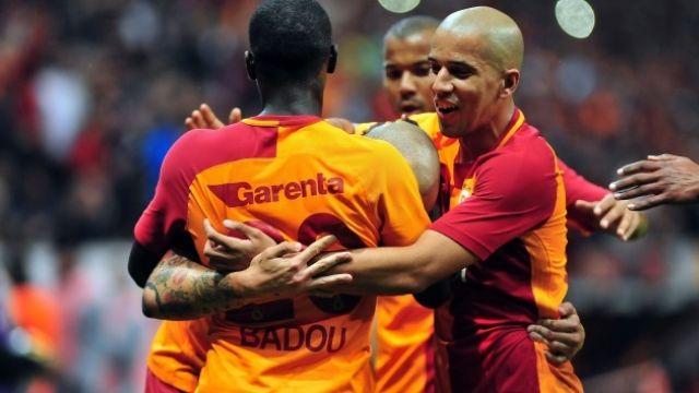 Galatasaray 3-2 Karabükspor - Maçın Özet ve Golleri