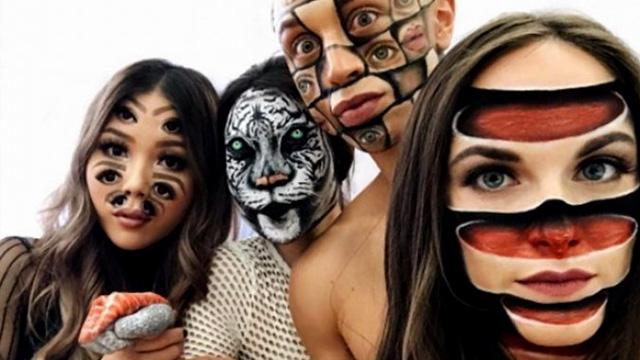 Sosyal medyanın yeni fenomeni: Makyaj sanatçısı Mimi Choi
