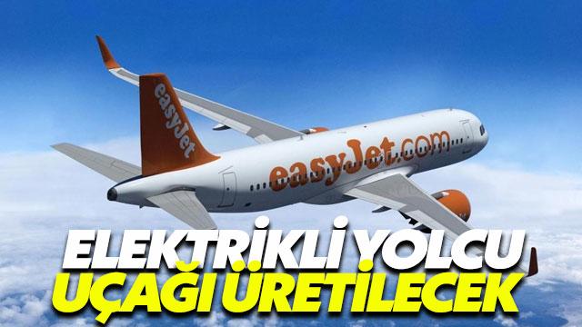 Elektrikli uçak üretimine başlayacaklar