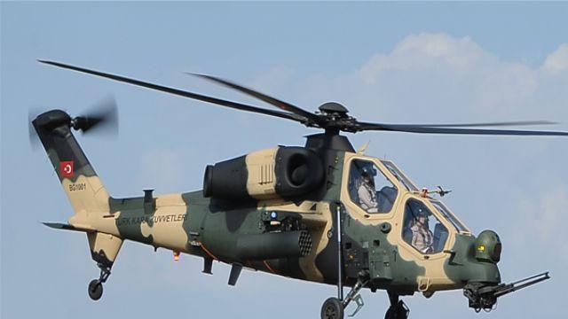 Savaş helikopterimiz Atak'a, 'Ağır abi' geliyor