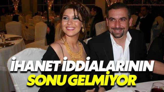 Gülben Ergen, Mustafa Erdoğan'ı da aldatmış