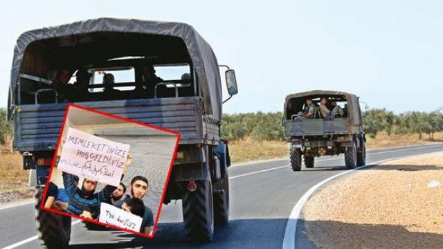 Türk Silahlı Kuvvetleri: Oradayız