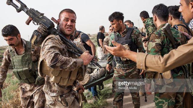 Irak Ordusu Kerkük'e girdi.