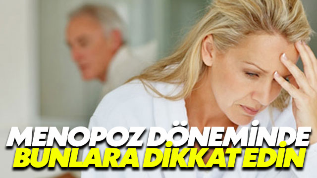Menopoz dönemindeki sorunların çoğu uykusuzluktan