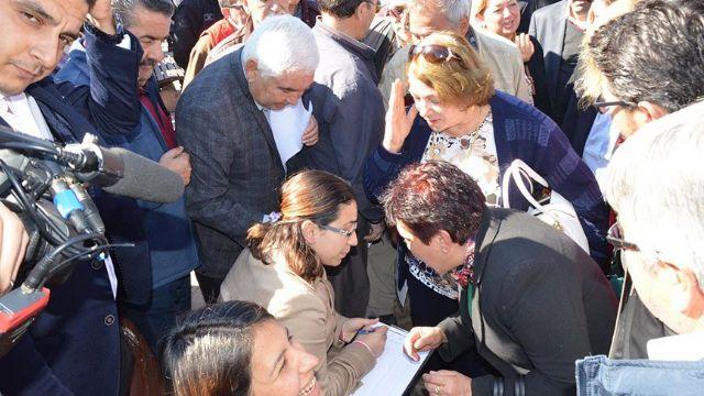 MHP'de yaprak dökümü sürüyor, Nazilli'de 150 istifa