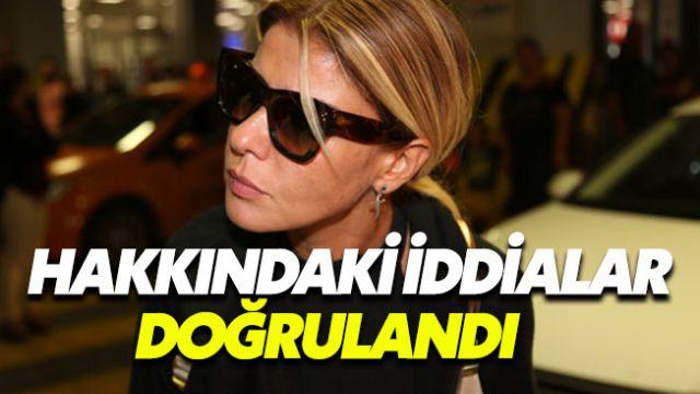 Gülben Ergen'in Hakan Uzan'la otelde basıldığı iddiaları doğrulandı