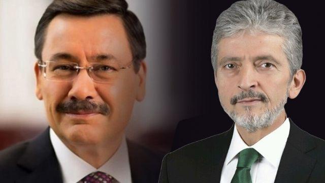 Melih Gökçek'in yerine Mustafa Tuna seçildi