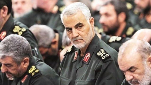 İran Suriye Sınırına Askeri Üst Kuruyor!