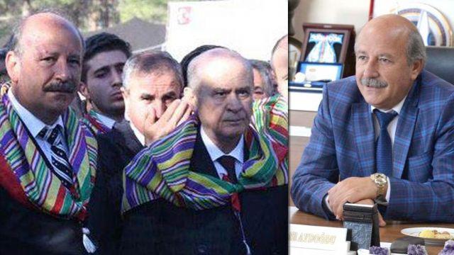 Söğüt Belediye Başkanı MHP'den istifa etti