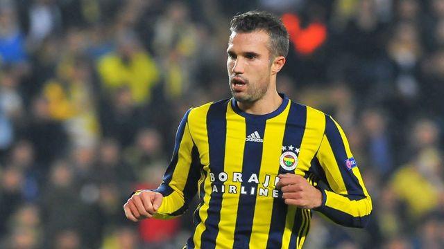Fenerbahçe'de Robin van Persie kabusu devam ediyor