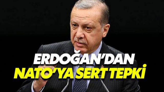 Cumhurbaşkanı Erdoğan'dan NATO'ya Atatürk tepkisi