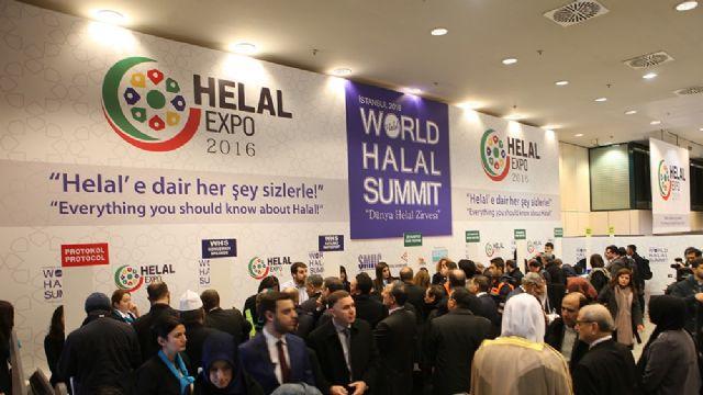 Dünya Helal Zirvesi İstanbul'da başladı