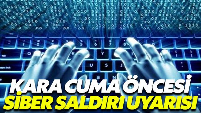 Kara Cuma öncesi bilişim uzmanlarından siber saldırı uyarısı