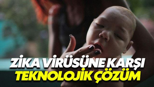 Zika virüsüne teknolojik çözüm
