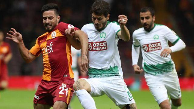 Galatasaray 5-1 Sivas Belediyespor Maç Sonu Goller Özet