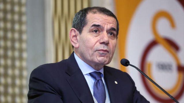Dursun Özbek: Yönetim tam kadro Tudor'u destekliyor