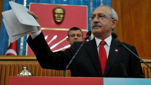 Erdoğan Kılıçdaroğlu'na davayı açtı