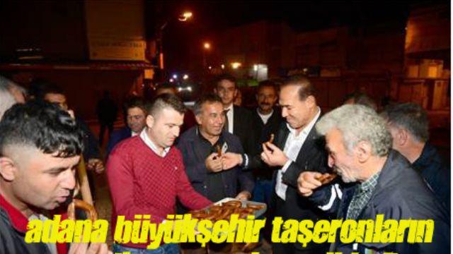 Adana Büyükşehir Belediyesi Taşeron İşçilerin Geciken Maaşlarını Ödedi!