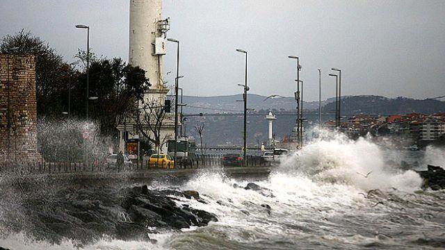 Meteoroloji'den İstanbul için kritik uyarı