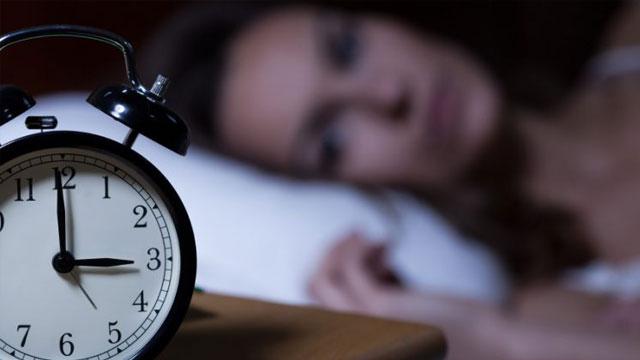 Uykuya dalmanız yarım saati geçiyorsa aman dikkat