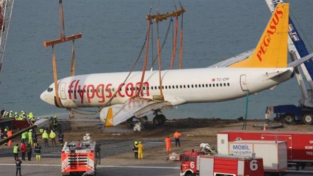 Faciadan dönülen uçak, kültür merkezine dönüştürülecek