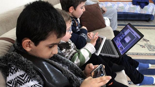 Cep Telefonlarının Çocuklar Üzerindeki Kötü Etkileri