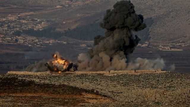 Afrin'de bir günde 103 terörist etkisiz hale getirildi