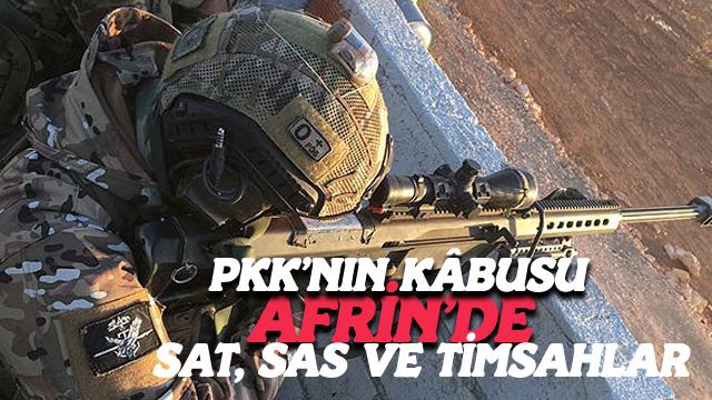PKK'nın Kâbusu Afrin'de