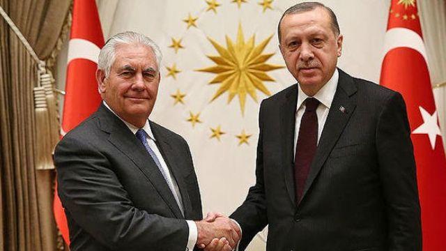 Türkiye'den ABD'ye Menbiç için ortaklık önerisi