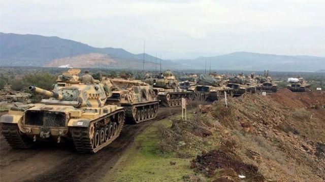 Genelkurmaydan son açıklama: Afrin yolları kontrol altına alındı