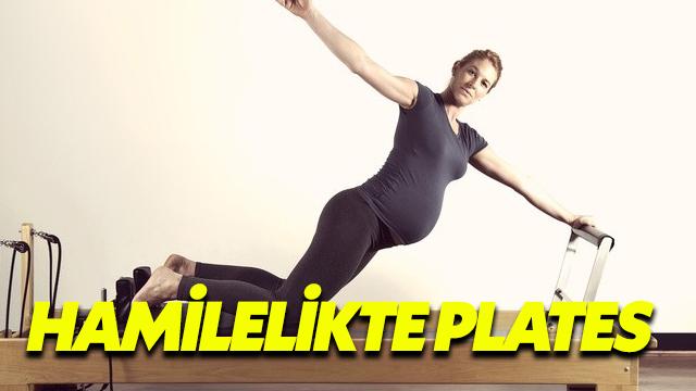 Hamilelikte Pilates