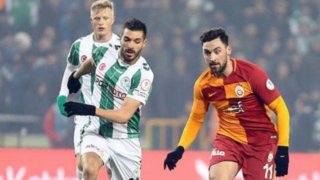 Galatasaray ikinci yarıda kükredi