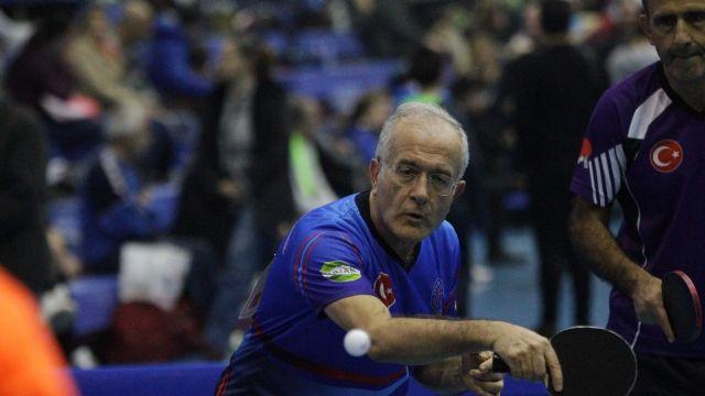 Masa tenisi fırtınası Adana'da esecek