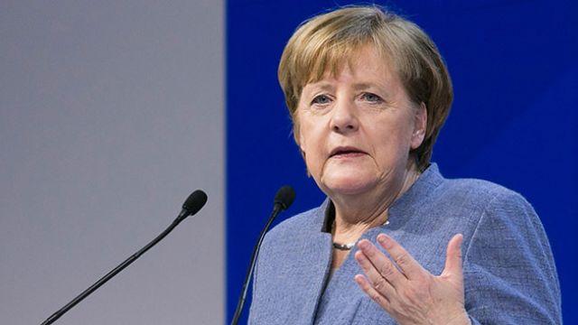 Angela Merkel'in Afrin açıklamaları kriz yaratacak