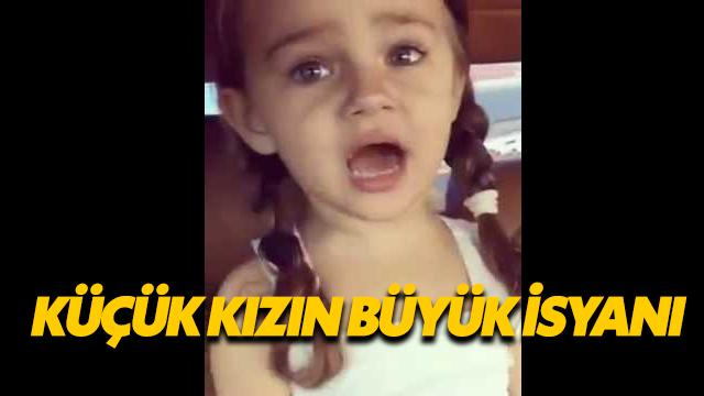Küçük Azeri Kızın Büyük İsyanı
