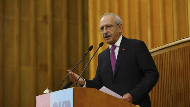 Kemal Kılıçdaroğlu'ndan Afrin türküsüne sert tepki