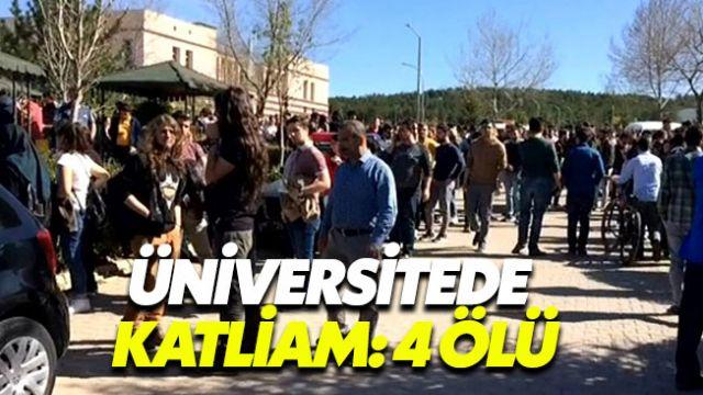 Üniversite katliamının sorumlusu Volkan Bayar ilk ifadesini verdi