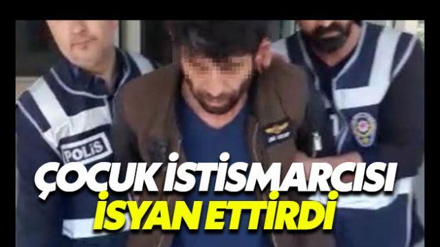 Ankara'da iğrenç taciz yöntemi