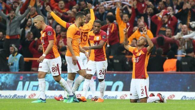 Galatasaray evinde kükredi 2-0