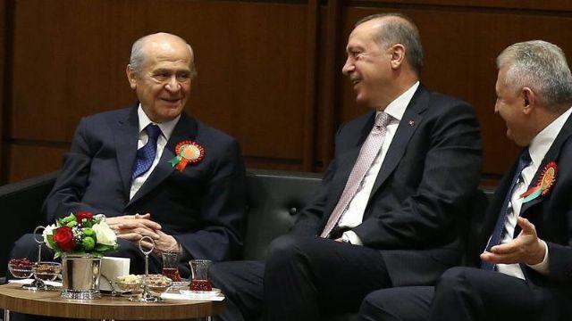 Erken seçim düğümünü Erdoğan-Bahçeli zirvesi çözecek