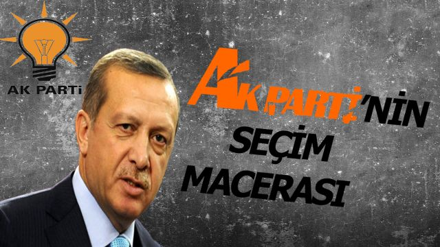 AK PARTİ'nin Seçim Macerası
