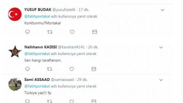Fatih Portakal Sosyal Medya'nın Hedefi oldu