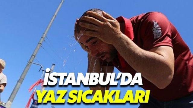 Meteoroloji'den İstanbullulara hafta sonu uyarısı