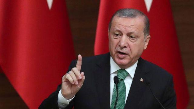 Erdoğan'dan Netanyahu'ya; İnsanlık dersi istiyorsan 10 Emir'i oku!..