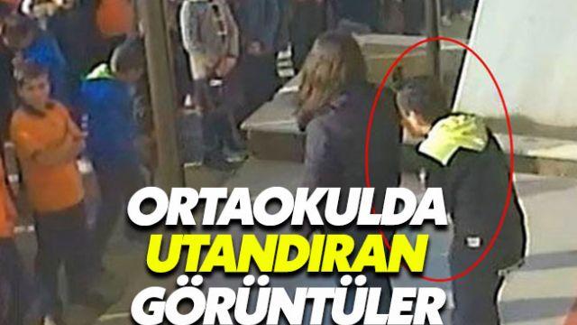 Saçı uzun erkek öğrencisine toka takan öğretmen tepki çekti
