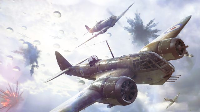 Battlefield V multiplayer oynanış videoları yayınlandı