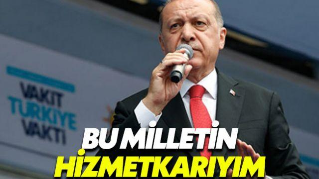 Cumhurbaşkanı'ndan İnce'ye Beyaz Türk yanıtı