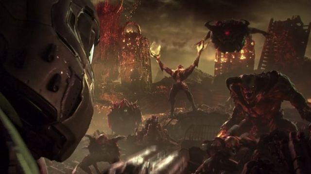 Doom yeni oyunu Eternal duyuruldu Ne zaman çıkıyor?