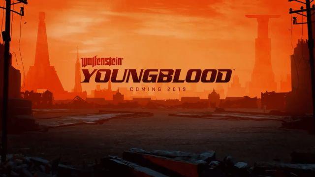 Wolfenstein yeni oyunu Youngblood duyuruldu Ne zaman çıkıyor?