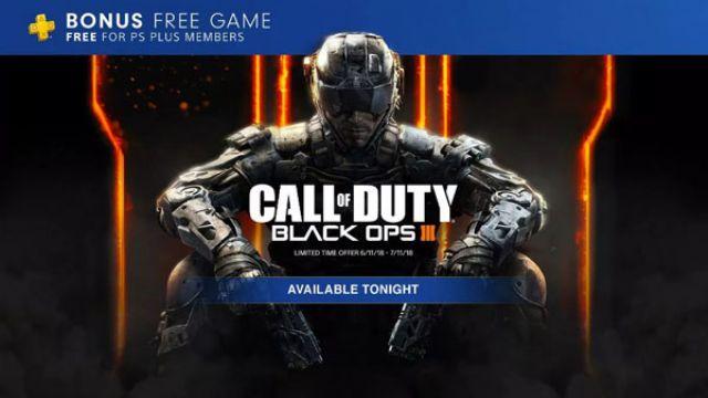 Call of Duty: Black Ops III PlayStation'da ücretsiz oldu - Bedava oyun nasıl indirilir?